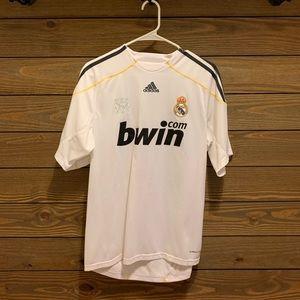 Adidas Real Madrid Ronaldo Number 9 Jersey